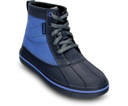 AllCast Leather Duck Boot (Juniors')