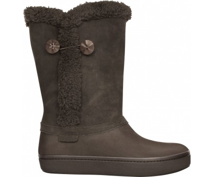 Women's Modessa Suede Button Boot