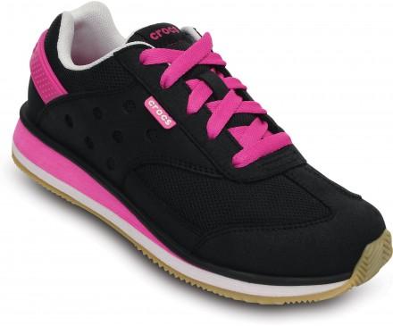 Kids' Crocs Retro Sneaker (Juniors')
