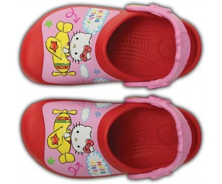Creative Crocs Hello Kitty® Plane Clog