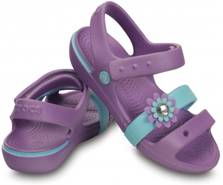 Girls' Keeley Petal Charm Sandal (children's)