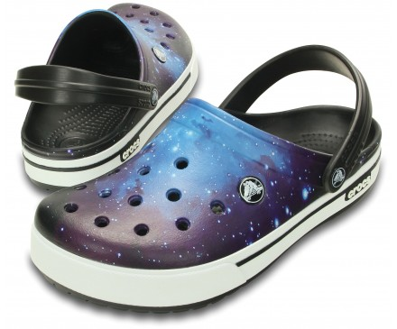 Crocband™ II.5 Galactic Clog