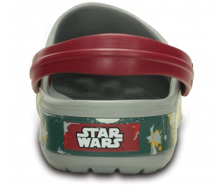 Crocband™ Star Wars™ Boba Fett™ Clog
