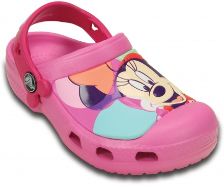 Kids' Creative Crocs Minnie™ Colorblock Clog