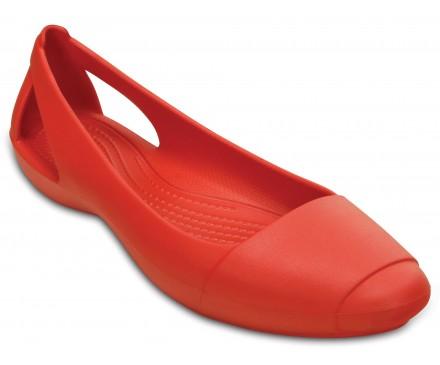 Women's Crocs Sienna Flat