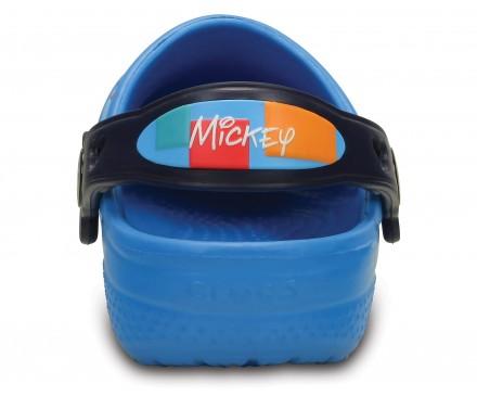 Kids' Creative Crocs Mickey™ Colorblock Clog