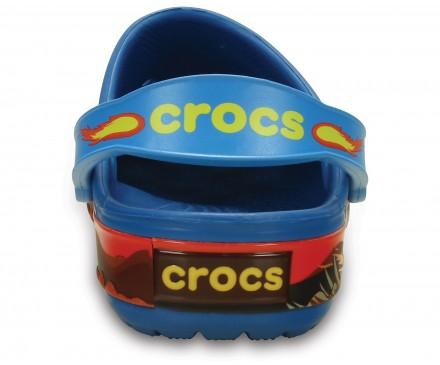 Kids' Crocband™ Monster Truck Clog