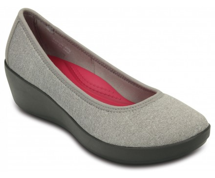 Women's Busy Day Heathered Ballet Wedge