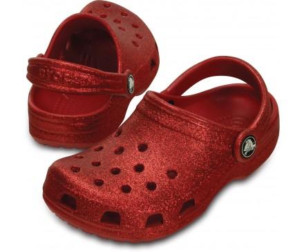 Kids' Classic Sparkle Clog