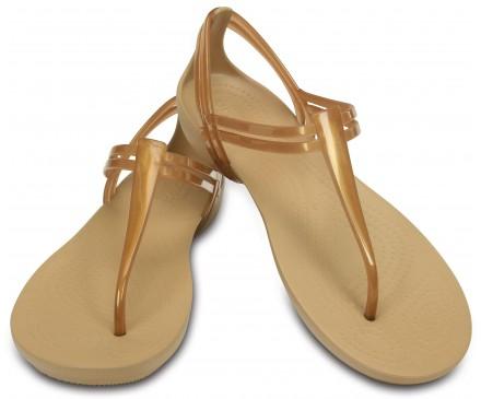 Women's Crocs Isabella T-strap Sandal