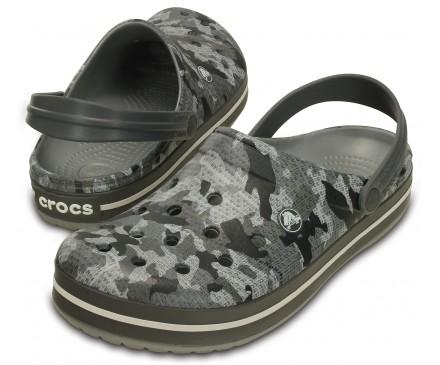 Crocband™ Camo Clog