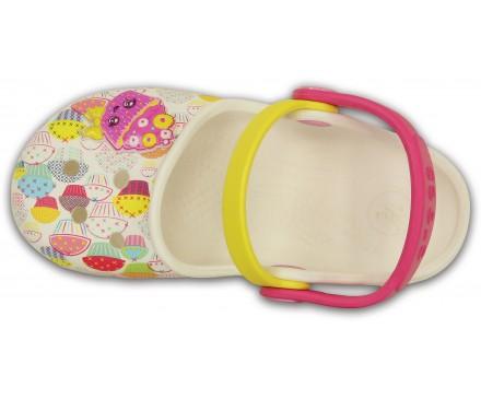 Kids' Crocs Karin Cupcake Clog