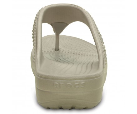 Women's Crocs Sloane Diamante Flip