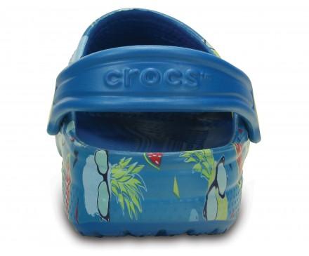 Kids' Classic Summer Fun Clog