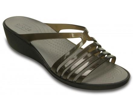 Women's Crocs Isabella Mini Wedge