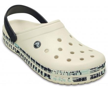 Crocband™ Mesh Print Clog