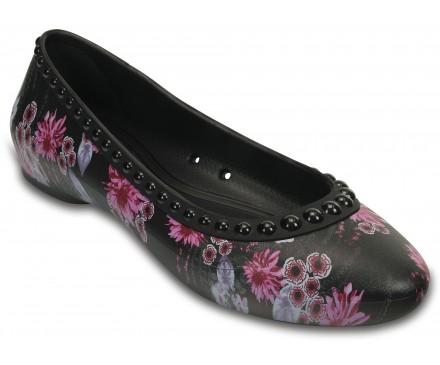 Women's Crocs Lina Luxe Flat