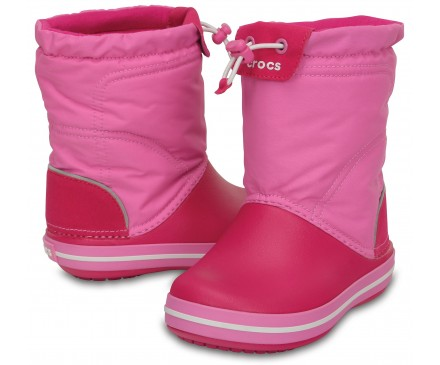 Kids' Crocband™ LodgePoint Boot