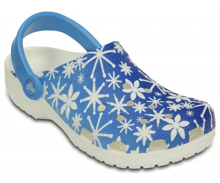 Classic Snowflake Clog