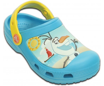 Creative Crocs Olaf Clog