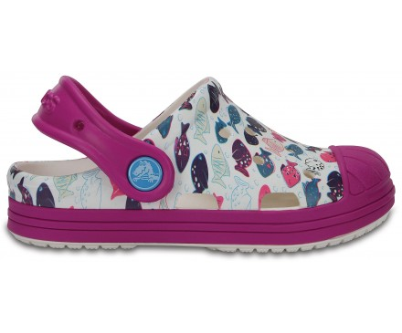 Kids' Crocs Bump It Graphic Clogs