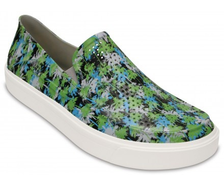 Men's CitiLane Roka Tropical Slip-Ons