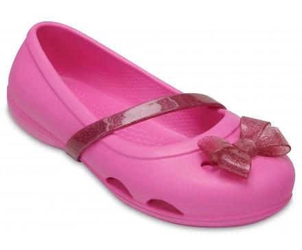 Kids' Crocs Lina Flat