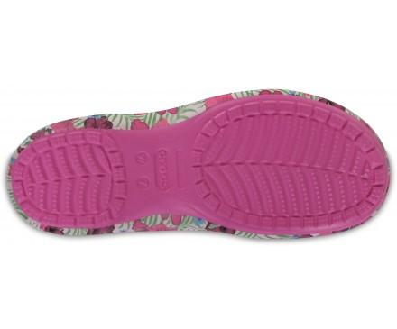 Women's Crocs Freesail Graphic Clog