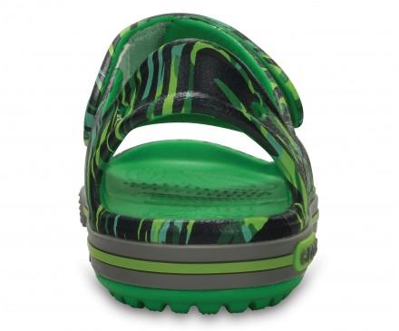 Kids' Crocband™ II Graphic Sandal