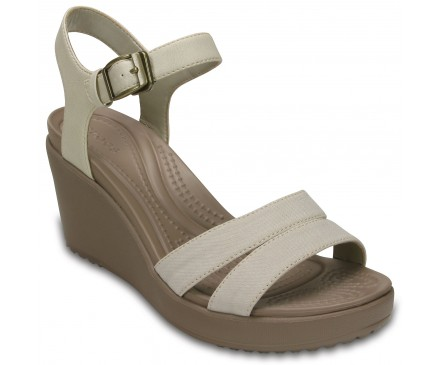 Women's Leigh II Ankle Strap Wedge