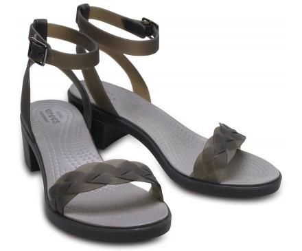 Women's Crocs Isabella Block Heels