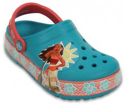 Kids' CrocsLights Disney Moana™ Clog