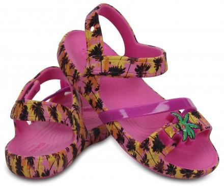 Kids' Crocs Lina Lights Sandals