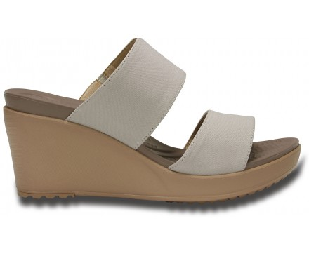 Women's Leigh II 2-strap Wedge