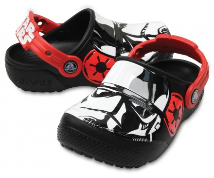 Kids' Crocs Fun Lab Stormtrooper™ Clog