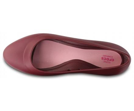 Women's Crocs Lina Flat