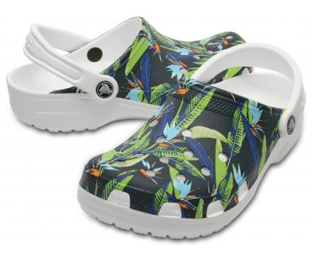 Classic Tropical IV Clog