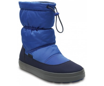 Women's LodgePoint Shiny Pull-on Boot