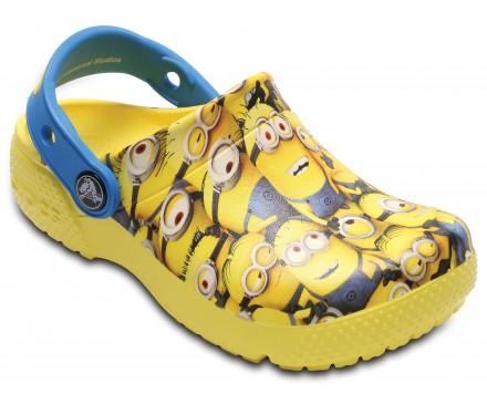 Kids' Crocs Fun Lab Minions™ Graphic Clog