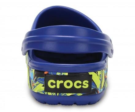 Crocband™ Tropical IV Clog