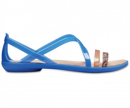 Women's Crocs Isabella Graphic Strappy Sandals