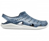 Men's Swiftwater Wave Graphic