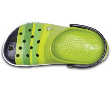 Crocband Color-Burst Clog
