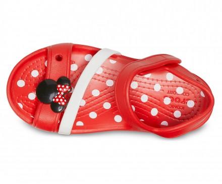 Kids' Crocs Lina Minnie Mouse Sandal