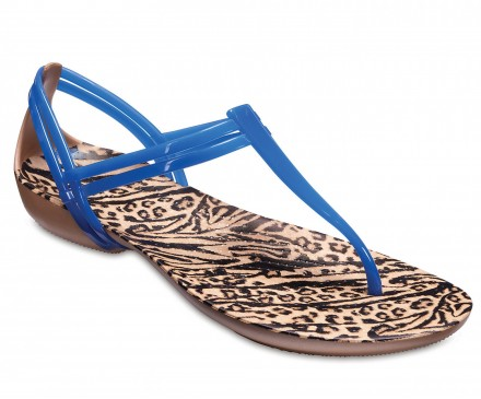 Women's Crocs Isabella Graphic T-Strap