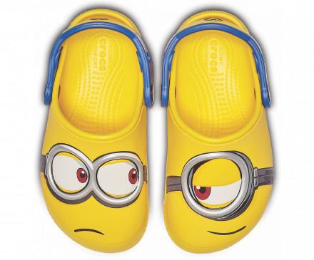 Kids' Crocs Fun Lab Minions™ Clogs