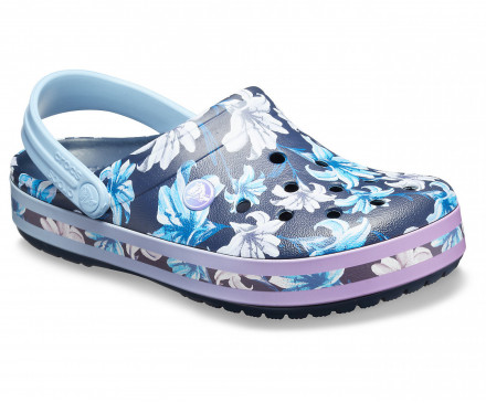 Crocband™ Graphic III Clog