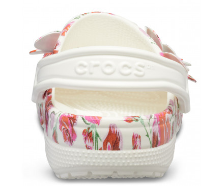 Women's Classic Timeless Clash Roses Clog