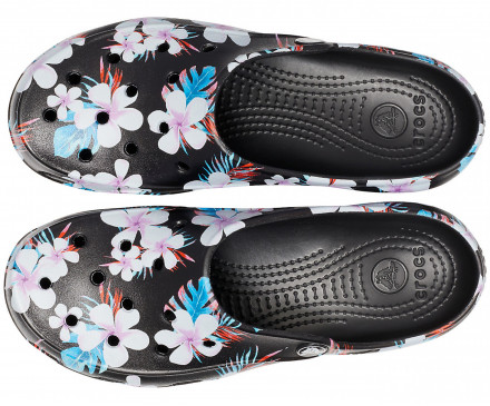 Women's Crocs Freesail Seasonal Graphic Clog