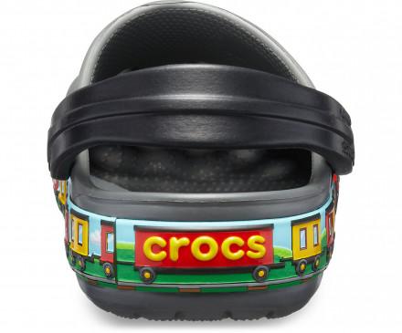 Kids' Crocs Fun Lab Train Band Clog
